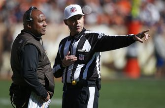 Browns' Streater out for season with neck fracture