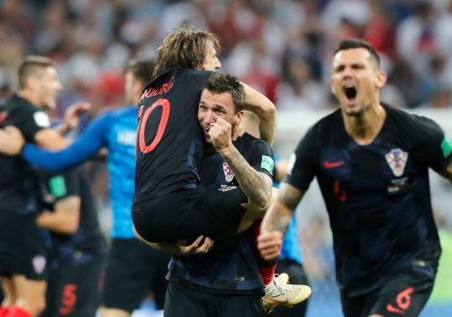 Mbappe, France to face Modric, Croatia for World Cup title