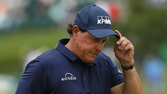 Phil Mickelson's realization: 'Probably. not going to win the U.S. Open'