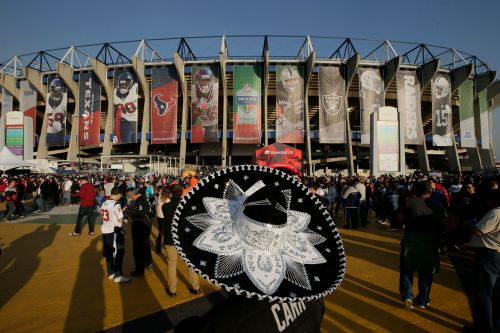 NFL moves Chiefs-Rams game from Mexico City to Los Angeles due to poor field conditions