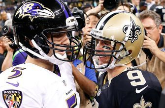 Skip and Shannon make their picks for this week's matchup between the Saints and Ravens