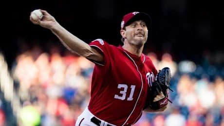 Scherzer gets nod to start MLB all-star game in home park