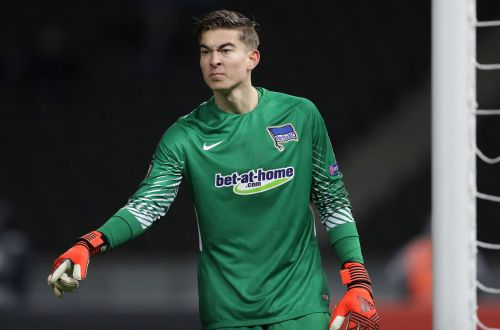 Jonathan Klinsmann added to US roster vs England, Italy