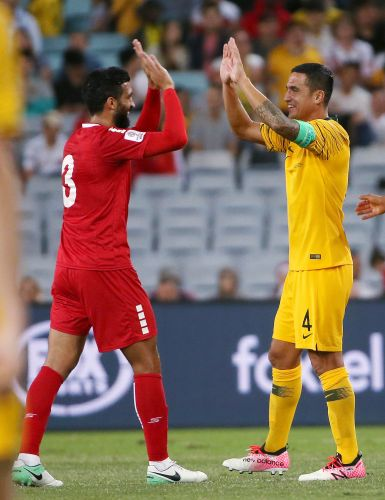 Cahill international career ends with a win for Australia