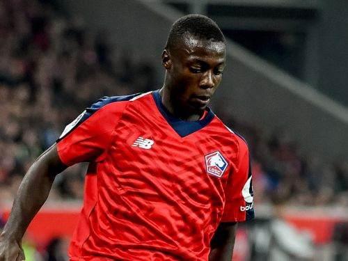 'Nicolas Pepe should only join a Champions League club' - says Lille boss Galtier