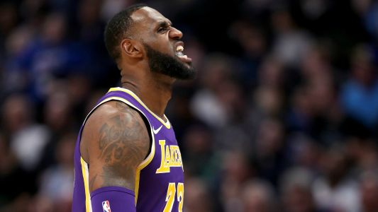 LeBron James, Giannis Antetokounmpo to sit out Lakers-Bucks
