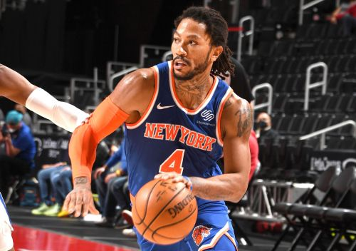 Knicks' Derrick Rose misses second straight due to COVID protocols