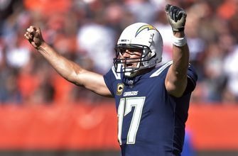 Chargers determined to stay hot during current win streak