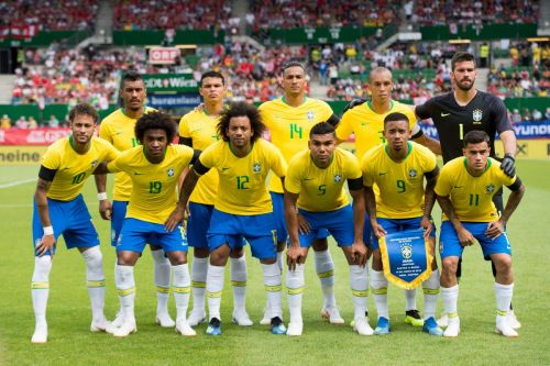 Brazil experiments with a new 'magic quartet' at World Cup