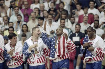 Dream Team Turned '92 Olympics From Contest Into Coronation