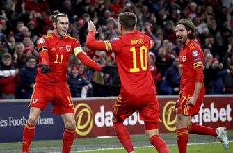 Ramsey, Bale send Wales into Euro 2020