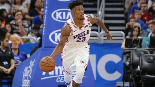 Jimmy Butler: 76ers need time to gel