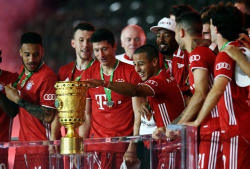 Bayern fighting to keep Alaba, Liverpool-linked Thiago