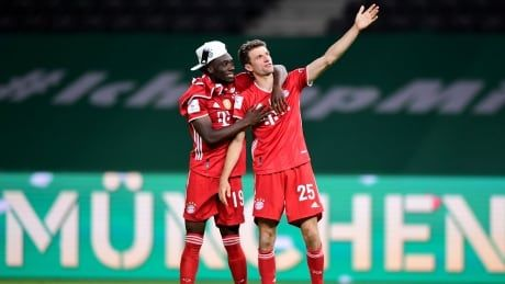 Bayern wins German Cup final to seal another domestic double