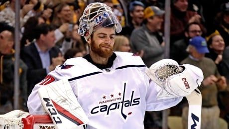 Braden Holtby says he won't join Capitals at White House
