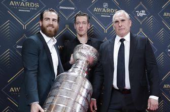 NHL hands out its trophies at annual Awards Show in Vegas