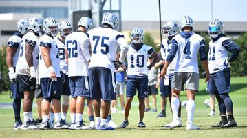 Gut Feeling: 6 Intriguing Minicamp Topics
