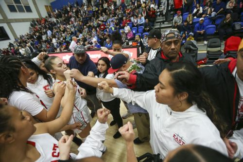 East girls rally to top Wasatch's magical run at 5A state tournament