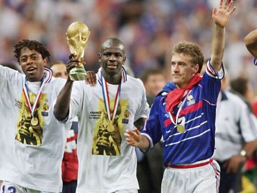 Video: France recreated the spirit of 1998 - Pires