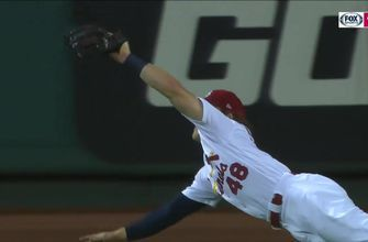 WATCH: Harrison Bader has a night to remember in Cards' win over Nationals