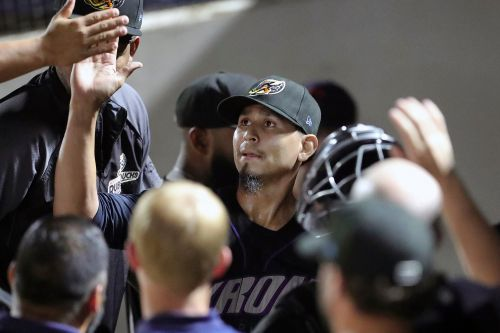 Carlos Carrasco's pitching return from leukemia went perfectly