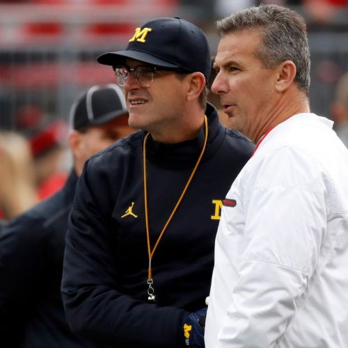 College Football Week 13 Odds: Early Lines for Michigan vs. Ohio State, More