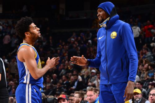 The Kevin Durant pal who could be a factor in any Knicks deal