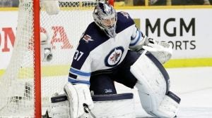 The puck stops here: Winnipeg Jets sign Hellebuyck to 6-year deal