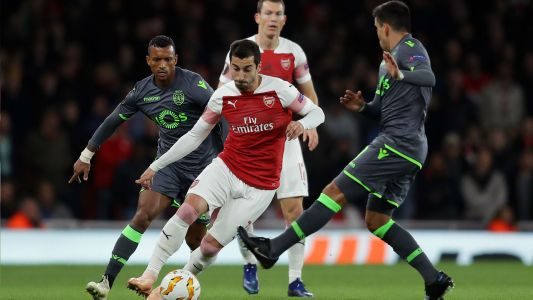 Injuries pile up as Arsenal are held quiet in Europa League draw with Sporting CP