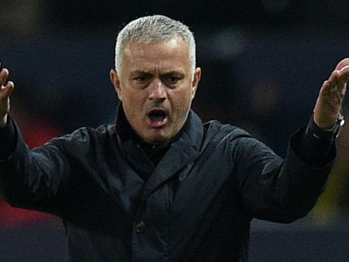'Congratulations to all Man Utd fans' - Nigerians react to Jose Mourinho's sack