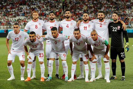 Tunisia set to test Belgium's cup-winning credentials