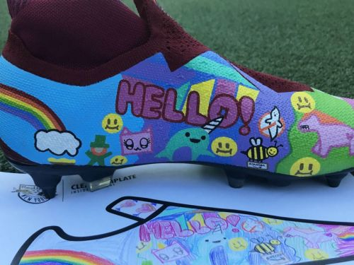 New York Red Bulls to wear special boots in support of Tackle Kids Cancer