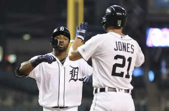 Stewart had 2 homers, 6 RBIs as Tigers beat Royals 11-8