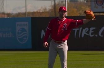 Angels Spring Training Report: Matt Harvey & Trevor Cahill 'excited to be here'