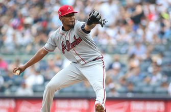 Julio Teheran set to make franchise-record 6th straight Opening Day start