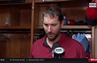 Wainwright: 'It wouldn't have been a comeback if I hadn't pitched terribly'