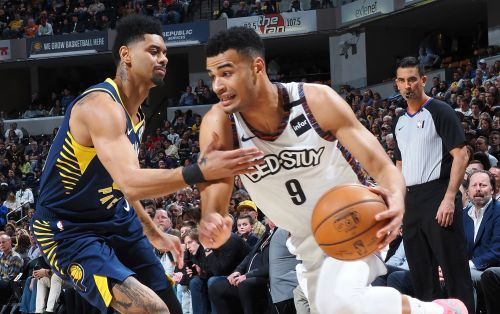 Nets' Timothe Luwawu-Cabarrot has chance to make mark