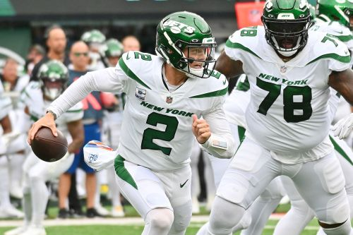 Second Patriots matchup a measuring stick for young Jets