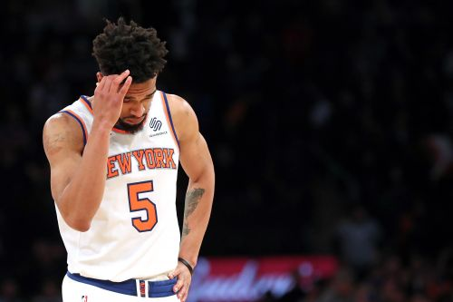 Courtney Lee wants out and Knicks could make it happen