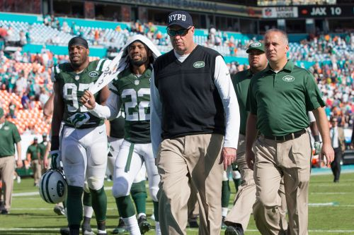 Rex Ryan's stale act brought him Jets pink slip