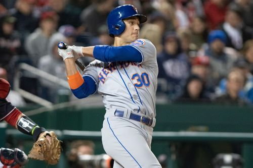 Symptom-free, Michael Conforto ready to replenish depleted Mets outfield