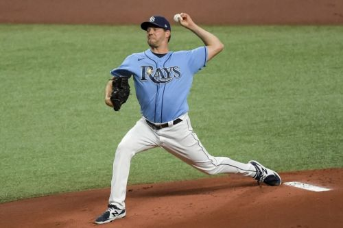 Tampa Bay Rays trade LHP Rich Hill to New York Mets in 3-player swap