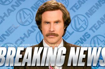 I'm Ron Burgundy? Will Ferrell to join LA Kings broadcast as anchorman