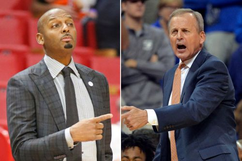 Penny Hardaway-Rick Barnes fight builds: 'Get the f-k out'