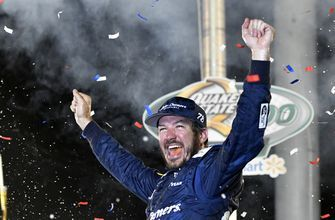 Truex seeking more success after third win in 6 NASCAR races
