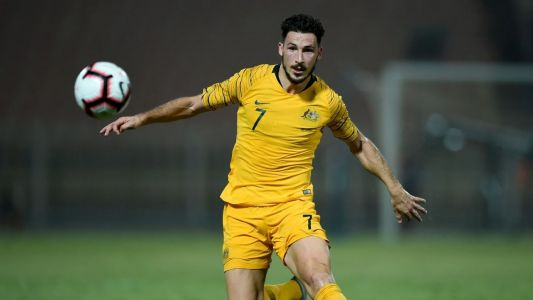 Leckie puts his hand up for Socceroos captaincy