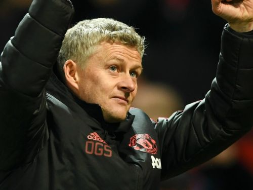 Solskjaer sets new Man Utd record with sixth straight Premier League win