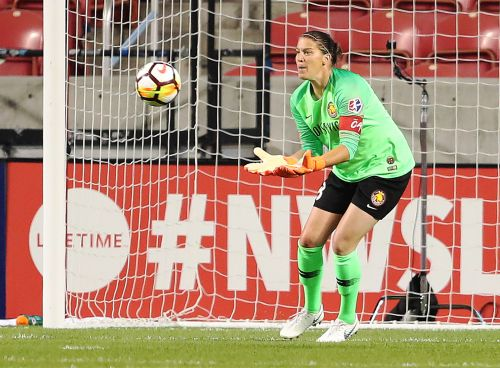 3 shutouts have Utah Royals on top of the NWSL, where they hope to stay against Houston