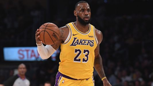 LeBron James on Lakers' early season struggles: 'I almost cracked'