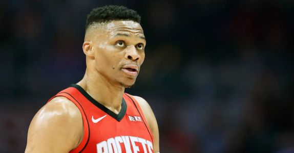 Playoffs:  Houston commencera sans Russell Westbrook
